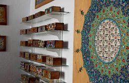 Osmanlı yadigarı süsleme sanatı Edirnekari, Bulgaristan'da...