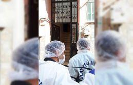 Bursa'da ailesini bıçakla tehdit edip polise saldıran...