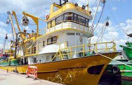 """Kocaeli'de balıkçılar """"deniz salyası""""..."""