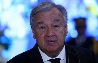 BM Genel Sekreterinden Suriye'de insani felaket uyarısı