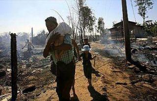 BM'den Myanmarlı generaller için soykırım yargılaması...