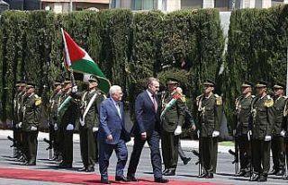 Boşnak lider İzetbegovic ilk kez Filistin'de