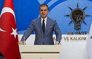 Çelik'ten Yunan parlamentere yanıt: İlişkileri...