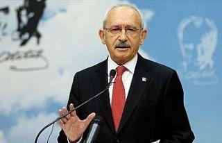 CHP Genel Başkan Kılıçdaroğlu'ndan 'Zafer Bayramı'...