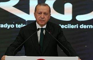 Cumhurbaşkanı Erdoğan: Bize böyle tehditlerle...