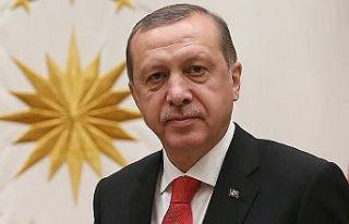 Cumhurbaşkanı Erdoğan'dan Endonezya Cumhurbaşkanı...