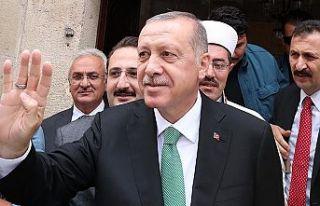 Cumhurbaşkanı Erdoğan: Ekonomik savaşı başarılı...