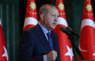 Cumhurbaşkanı Erdoğan: Yeni zaferlerin eşiğinde...