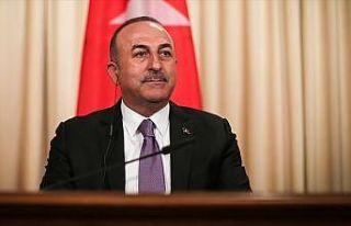 Dışişleri Bakanı Çavuşoğlu: İdlib'de askeri...