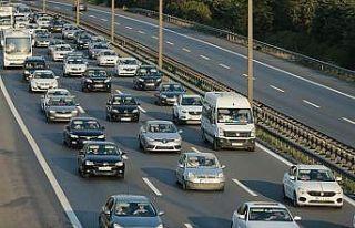 Dönüş yolundaki sürücülere 'son 30-40 kilometre'...