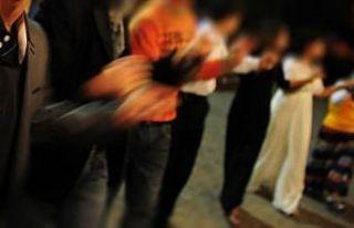 Düğünde halay çekme kavgası: 16 yaralı