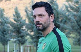 Evkur Yeni Malatyaspor Teknik Direktörü Bulut: Bu...