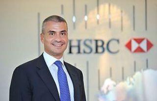HSBC, Türkiye'deki fırsatları anlatmak için...