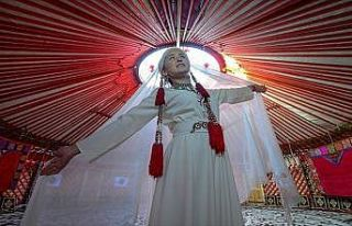 Malazgirt Zaferi kutlamalarının renkli misafirleri:...
