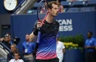 Murray ABD Açık'a ikinci turda veda etti