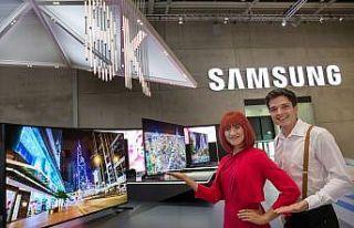 Samsung IFA 2018'de akıllı ev teknolojilerini sergiliyor