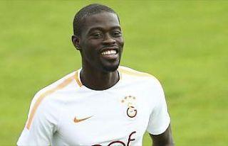 Senegalli futbolcu Galatasaray için İstanbul'da
