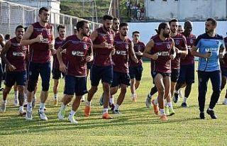 Trabzonspor sahasında Galatasaray'a geçit vermiyor