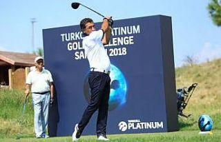Turkcell Platinum Golf Challenge Samsun'da heyecan...