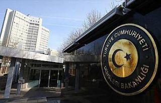 Türkiye'den Yunanistan'a 'Kufodinas'a izin hakkı'...