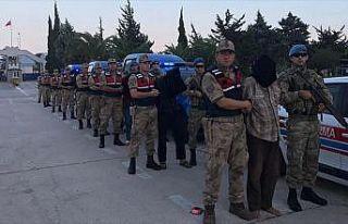 Afrin'de 2 askerin şehit edilmesi olayına karışan...