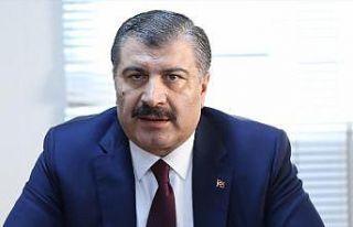 Bakan Koca'dan İstanbul'daki şarbon vakasına ilişkin...