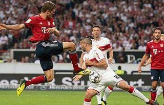 Bayern Münih 3 puanı 3 golle aldı