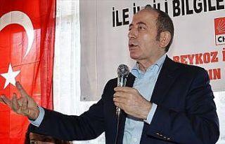 CHP Genel Sekreteri Hamzaçebi: Sevgi ve barış diline...