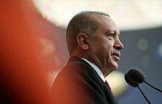 Cumhurbaşkanı Erdoğan: Eğitim-öğretim konusunda...