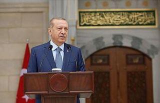 Cumhurbaşkanı Erdoğan: FETÖ ve benzeri terör...