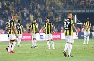 Fenerbahçe tarihinin en kötü sezon başlangıcını...