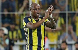 Fenerbahçeli Ayew: Beklediğiniz Ayew'i yakında...