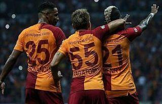 Galatasaray'ın Avrupa'daki sponsoru belli oldu