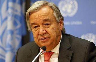 Guterres'ten 'ABD'nin gücü azalıyor' açıklaması