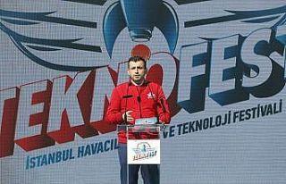 T3 Vakfı Mütevelli Heyeti Başkanı Bayraktar: TEKNOFEST...