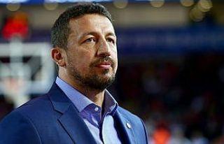 Türkiye Basketbol Federasyonu Başkanı Türkoğlu:...