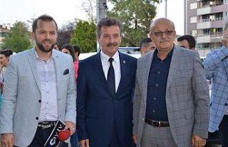 YENİŞEHİR BİBER FESTİVALİ CAY TV EKRANLARINDA.