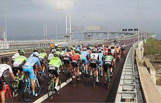 54. Cumhurbaşkanlığı Türkiye Bisiklet Turu'nu,...