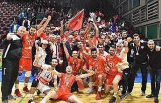 Balkan Kupası'nın şampiyonu Ziraat Bankası