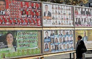 Belçika'daki yerel seçimlere Türk adaylardan yoğun...