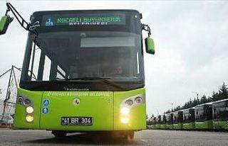 Çevreci otobüslerle 92 milyon liralık tasarruf...
