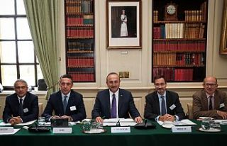 Chatham House - Koç Holding Yuvarlak Masa Toplantısı...