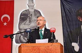 CHP Genel Başkanı Kılıçdaroğlu: İyilerin peşinden...