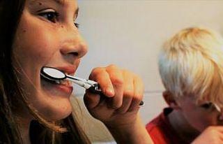Çocuklarda diş sağlığına ilişkin doğru bilinen...