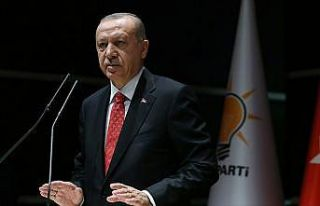 Cumhurbaşkanı Erdoğan: (Kaşıkçı) Öldürüldüğü...