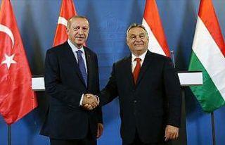 Cumhurbaşkanı Erdoğan: Macaristan ile dayanışmamız...