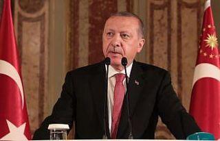 Cumhurbaşkanı Erdoğan: Uluslararası sistem kelimenin...