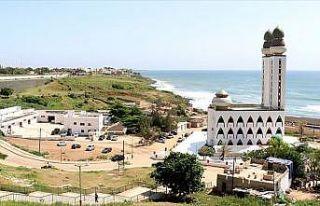Dakar İlahiyat Camisi'nin 'beyaz cuma' geleneği