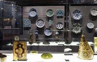 Dünyanın en büyük koleksiyonlarından İslam Sanat...