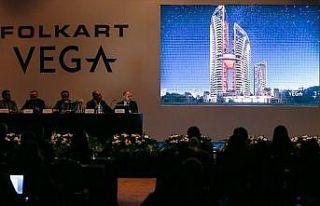 Folkart yeni projesi Vega'yı tanıttı